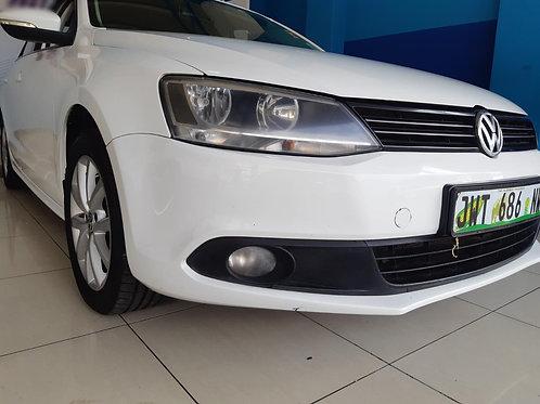 2014 VW Jetta 6 1.6 Tdi C/L