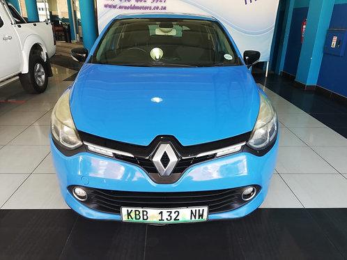 Renault Clio IV 900 T Dynamique 5dr 66kw 2014 14797