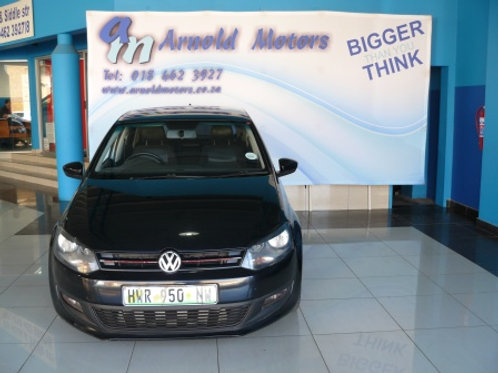 VW Polo 1.6 Tdi C/L 5dr 2010