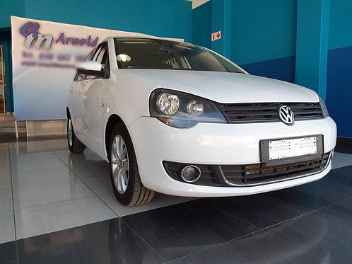 2017 VW Polo Vivo GP 1.6 C/L 5dr