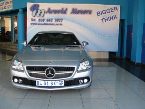 Mercedes Benz SLK 200 A/T 2011