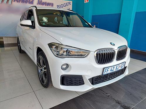 2016 BMW X1 S-Drive 2.0D A/T