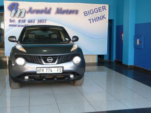Nissan Juke 1.6 Dig-T Tekna 2012