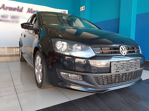 2010 VW Polo 1.6 TDI C/L