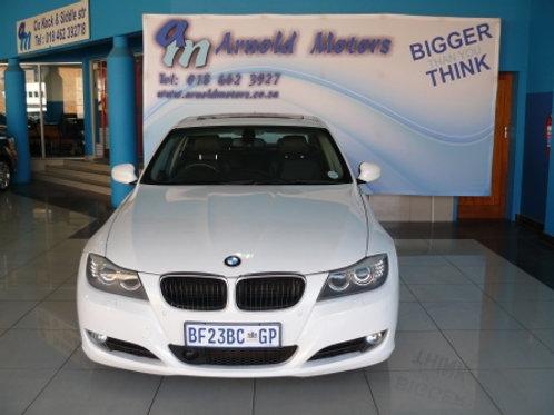 BMW 330D A/T (E90) 2011