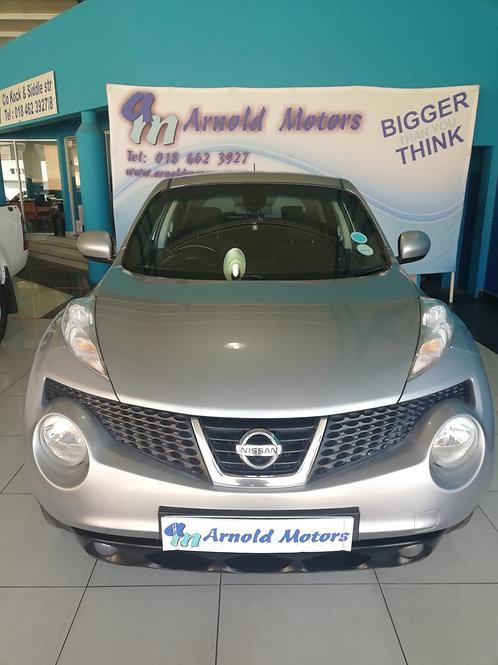 Nissan Juke 1.6 Acenta + 2012