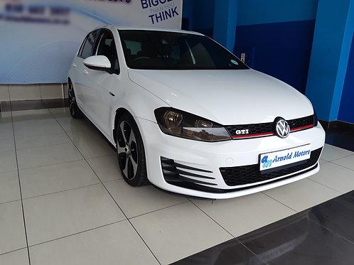 2014 VW Golf VII 2.0 Tsi