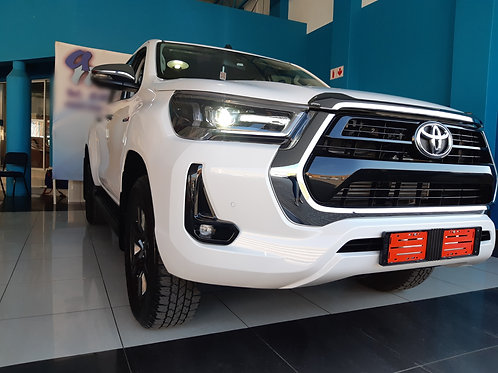 2021 Toyota Hilux 2.8 GD-6 RB Raider A/T P/U D/C