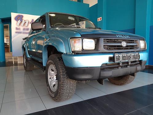 2002 Toyota Hilux 3.0 KZ-TE Raider R/B P/U D/C