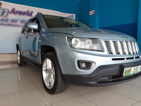 2014 Jeep Compass 2.0 LTD A/T