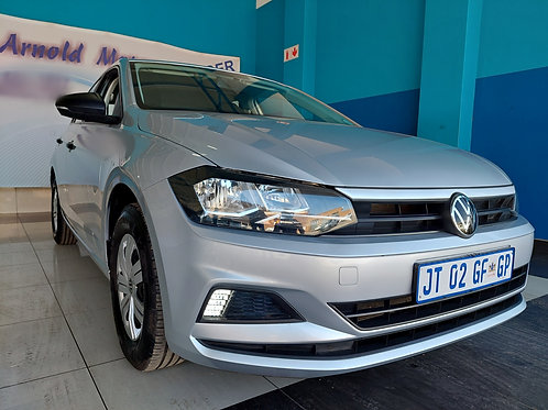2020 VW Polo Hatch 1.0 Tsi T/L