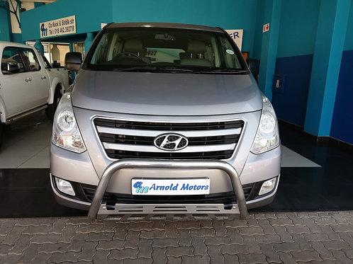 Hyundai H1 2.5 crdi A/T Elite 2017