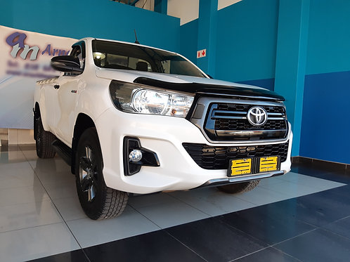 2020 Toyota Hilux 2.4 GD-6 R/B SRX P/U S/C