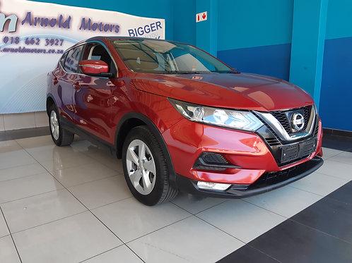 2018 Nissan Qashqai 1.2T Accenta