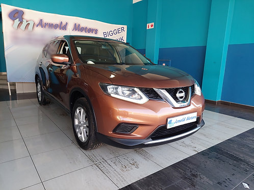 2015 Nissan X-Trail 2.0 XE (T32) 7 Seater
