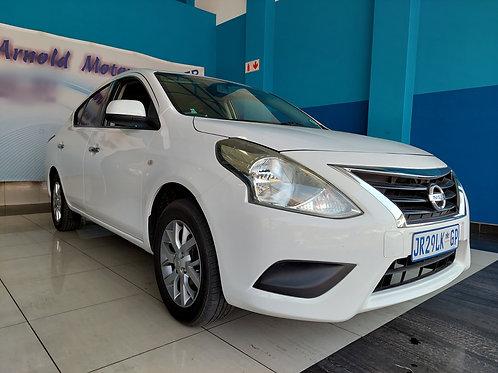 2017 Nissan Almera 1.5 Acenta A/T