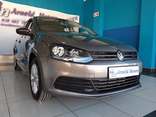 2021 VW Polo Vivo 1.4. T/L 5dr