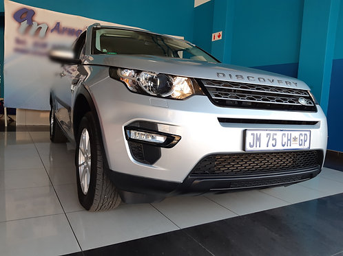 2015 Land Rover Discovery Sport 2.2 SD 4 HSE