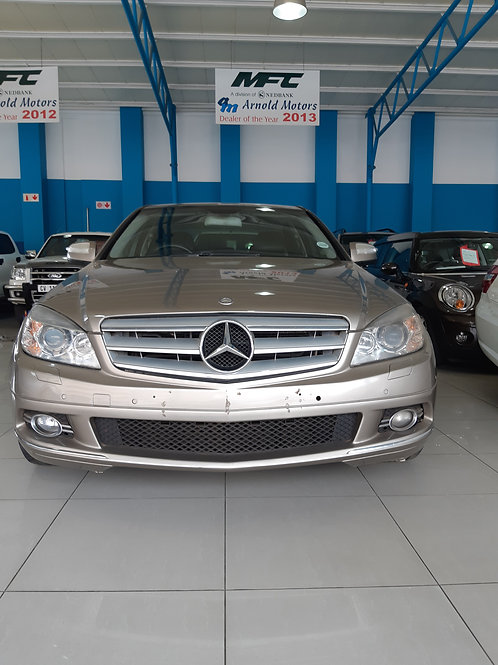 Mercedes Benz C220 Cdi Classic Sedan 2008