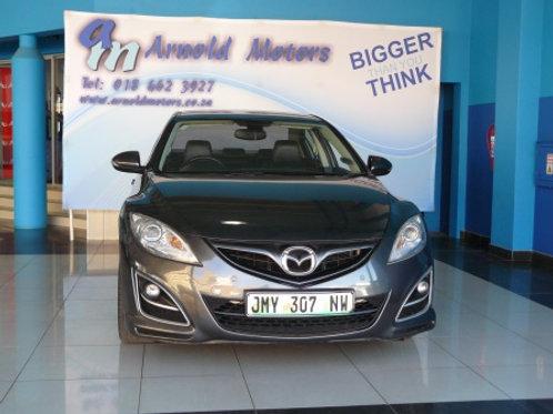 Mazda 6 2.5 Indv A/T 2011