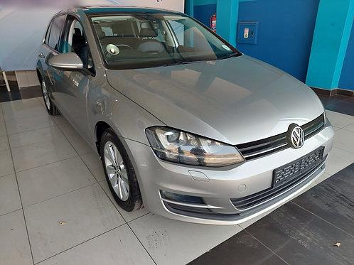2014 VW Golf VII 1.4 Tsi C/L DSG