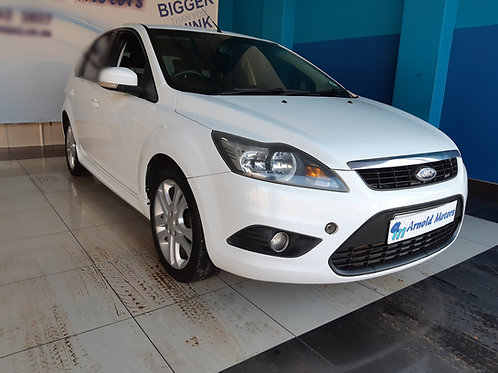 2010 Ford Focus 2.0 Tdi SI 5dr A/T