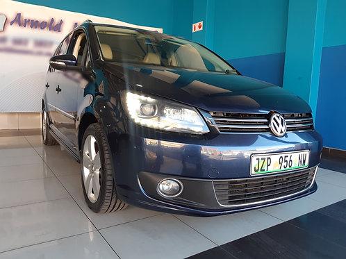 2011 VW Touran 1.4 Tsi H/L