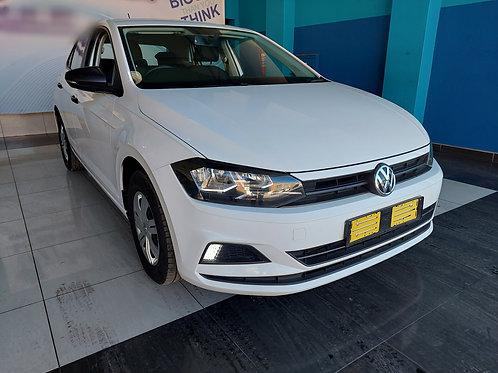 2020 VW Polo 1.0 Tsi T/L