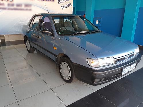 1997 Nissan Sentra 160 A/T A/C P/S