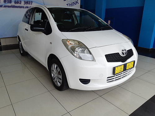 2008 Toyota Yaris T1 A/C 3dr