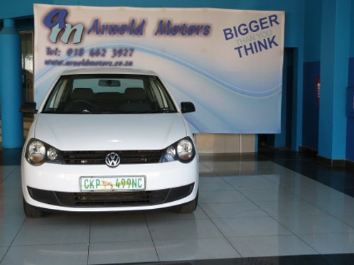 VW Polo Vivo 1.6 T/L  2010