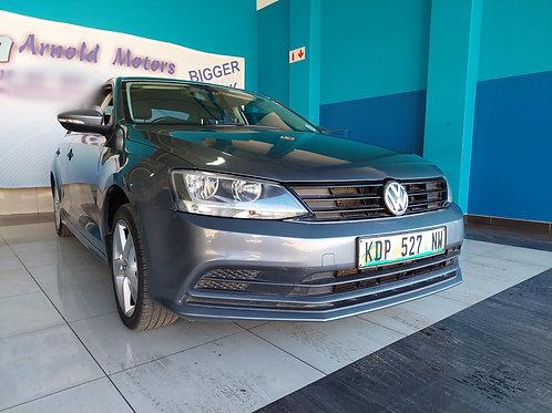 2016 VW Jetta GP 1.2 Tsi T/L
