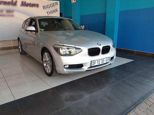 2015 BMW 118i 5dr A/T