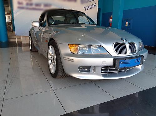 2001 BMW Z3 Roadster 3.0