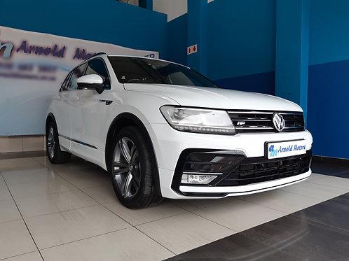 2017 VW Tiguan 2.0 Tdi C/L