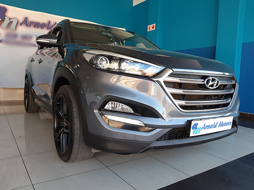 2016 Hyundai Tucson 2.0 Elite A/T
