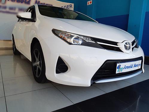 2014 Toyota Auris 1.3 X