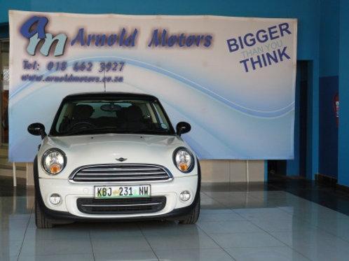 Mini Cooper 1.6 A/T 2011