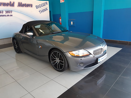 2005 BMW Z4 Roadster 3.0i A/T