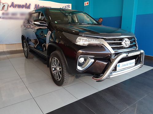 2017 Toyota Fortuner 2.8 GD-6 A/T R/B