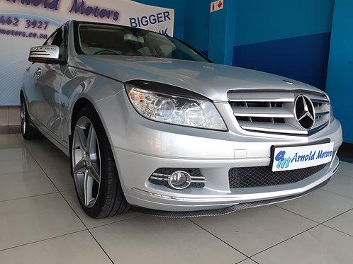 2009 Mercedes Benz C220 Cdi A/T Avantgrade