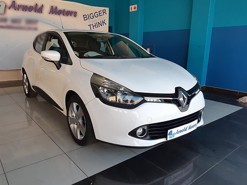 2016 Renault Clio IV 900T Expression 5dr 66kw