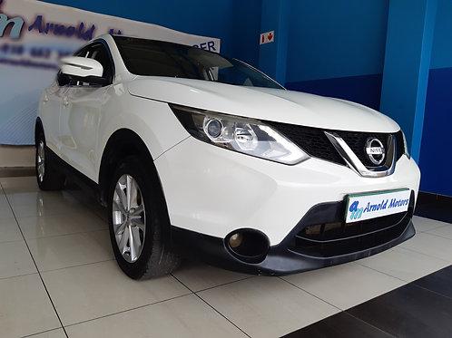 2015 Nissan Qashqai 1.2T Acenta Tech
