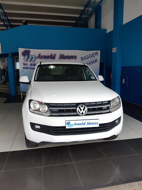 VW Amarok 2.0 Tdi T/L D/C P/U 130kw 2014