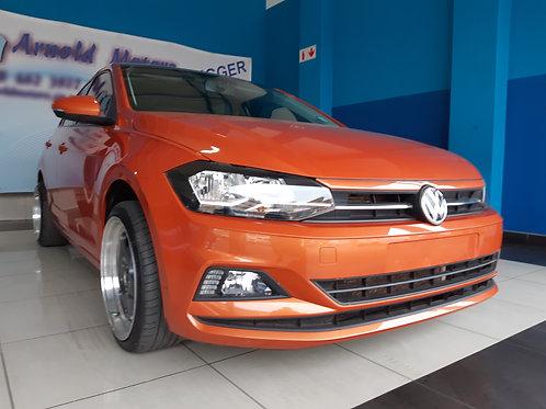 2019 VW Polo 1.0 Tsi C/L DSG