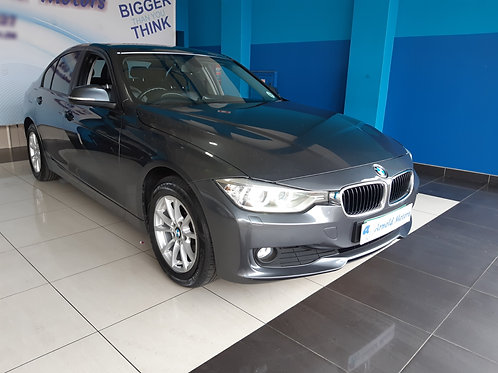 2014 BMW 316 A/T (F30)
