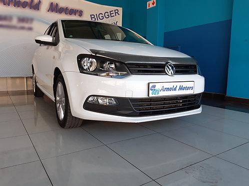 2019 VW Polo Vivo 1.4 C/L Tip 5dr