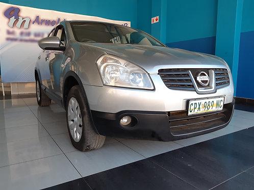 2009 Nissan Qashqai 2.0 Dci Accenta