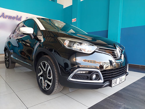 2018 Renault Capture 1.5 Cdi Dynamique 5dr