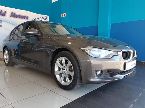 BMW 320i A/T (F30)